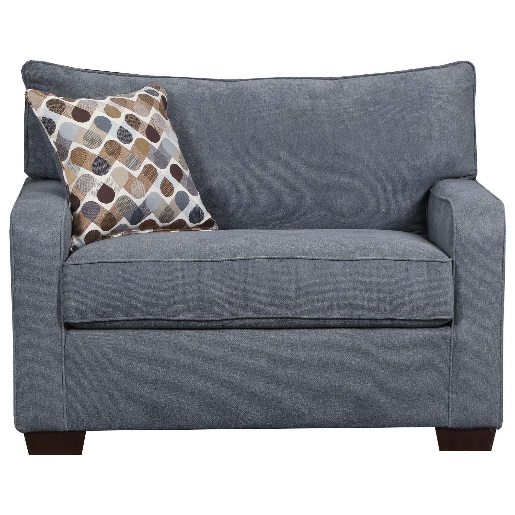 Mia 9025 01m Casual Mini Sofa Sleeper
