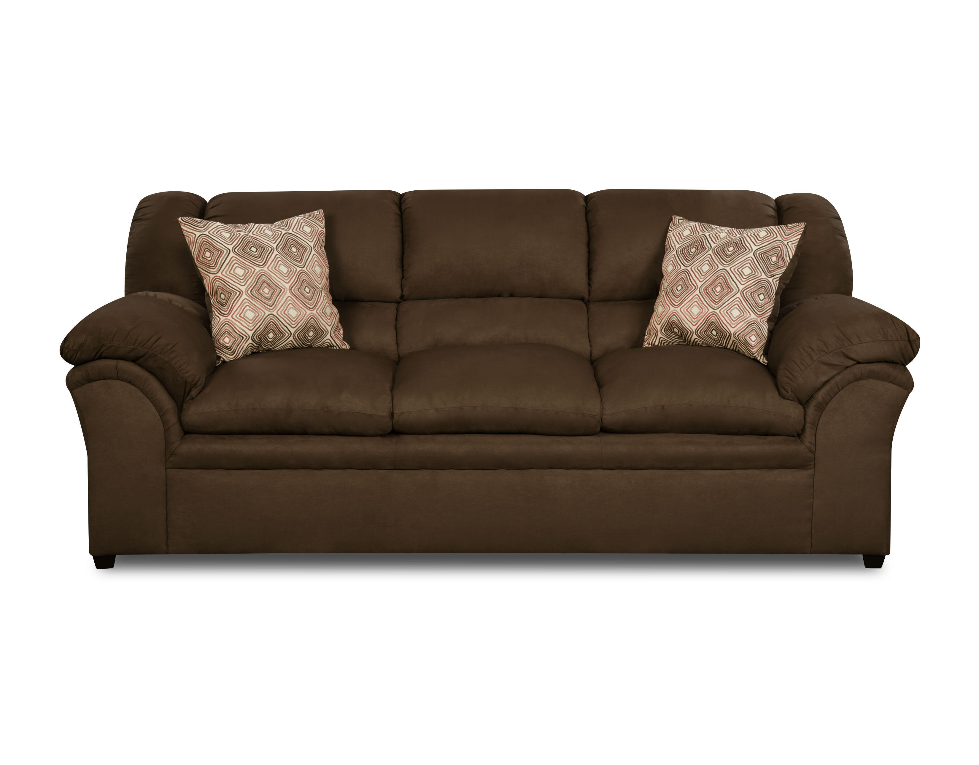 United Furniture Industries 1720 Sofa Furniture Fair North