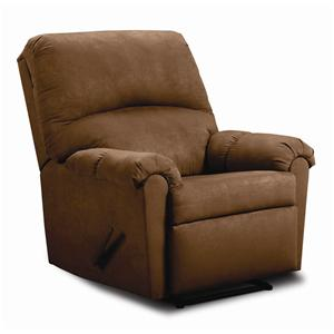 Umber WREN Three Way Recliner