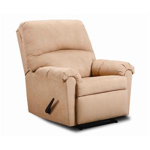 Simmons Upholstery 270 Three Way Recliner