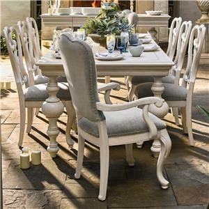 Morris Home Furnishings Élance Elance 5-Piece Dining Set