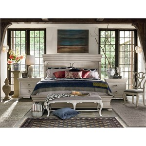Morris Home Furnishings Élan Traditional Queen Bedroom Set