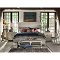 Universal Élan Traditional King Bedroom Set - Item Number: 637 K Bedroom Set 2