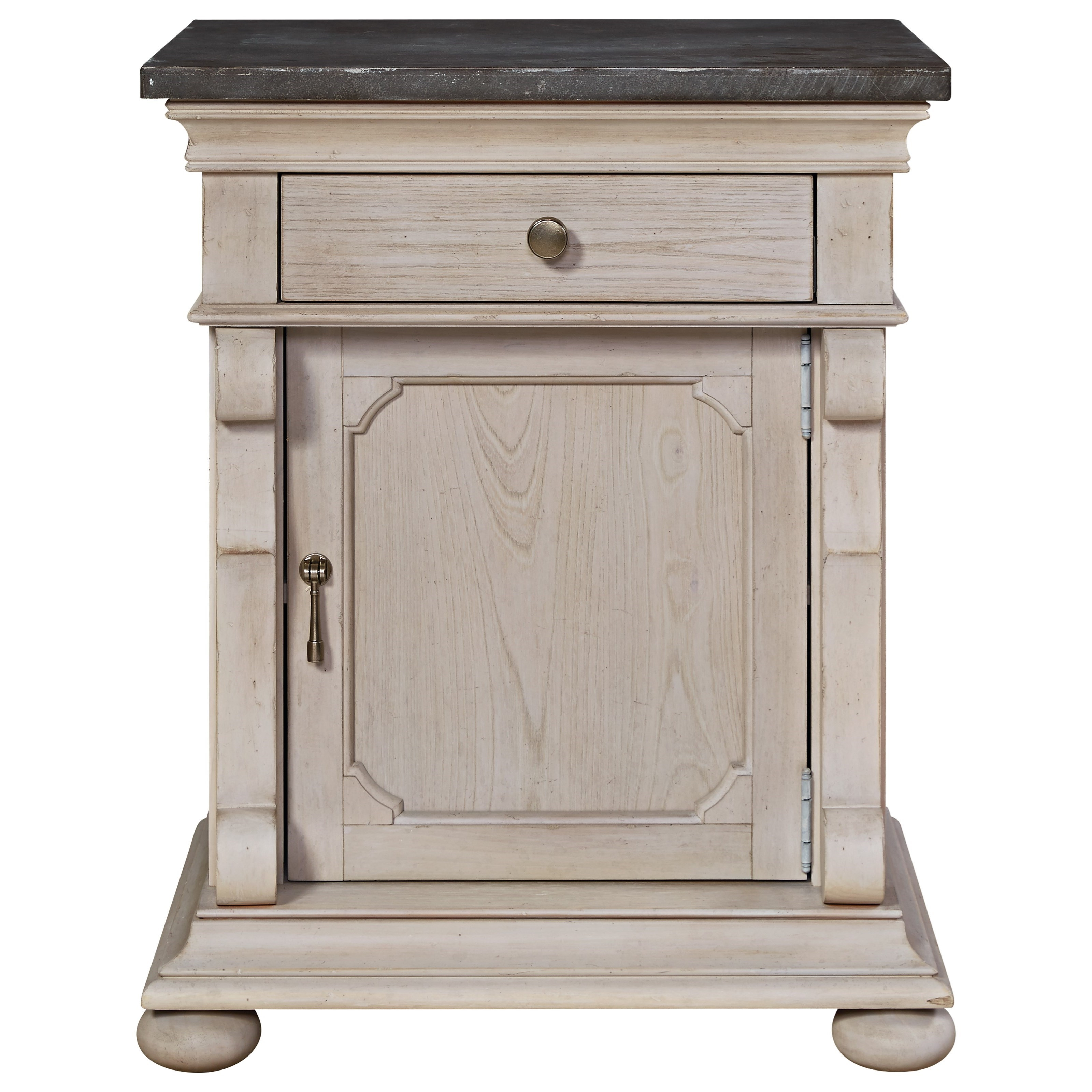 Universal Élan Traditional Door Commode - Item Number: 637360