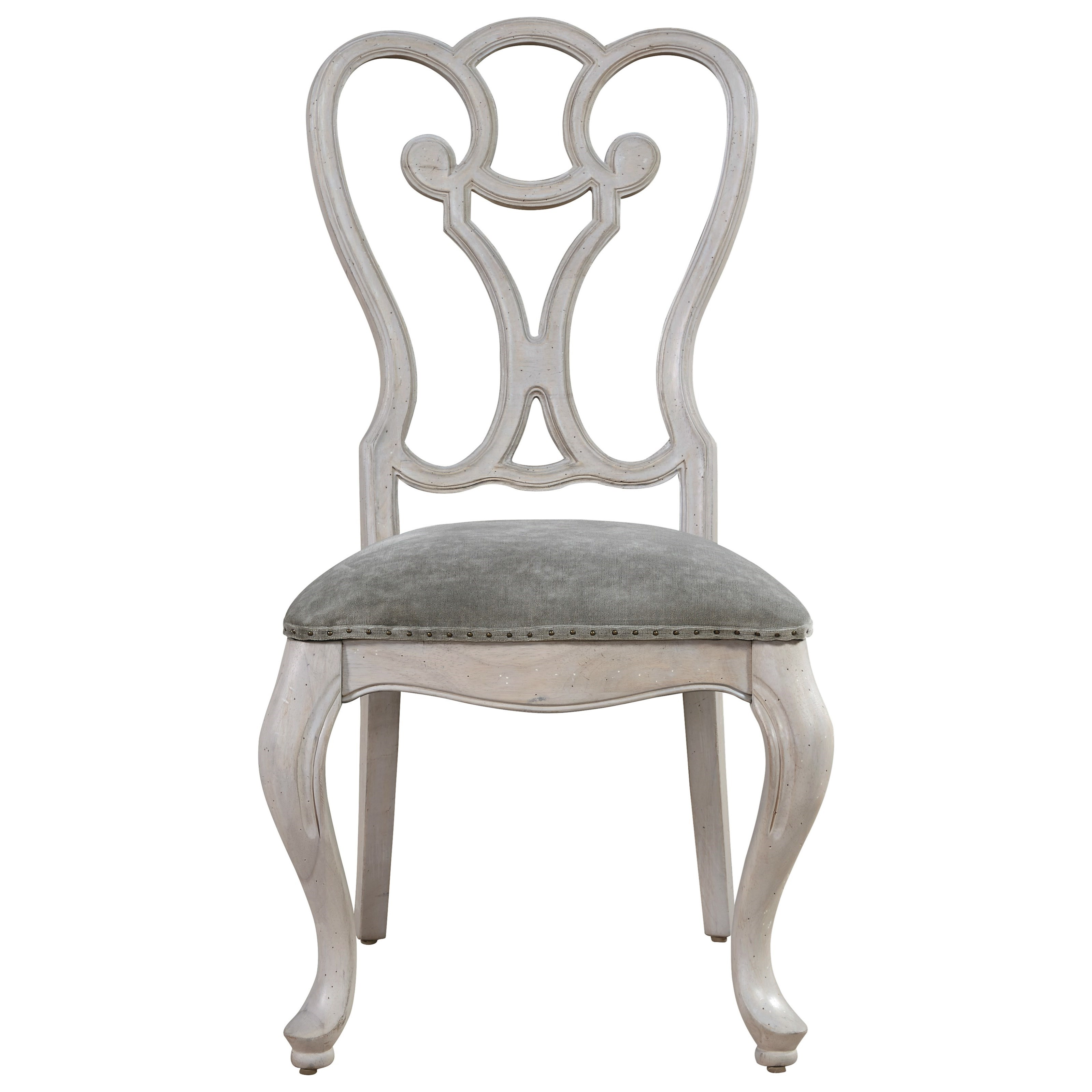 Morris Home Furnishings Élance Elance Traditional Side Chair - Item Number: 637634-RTA