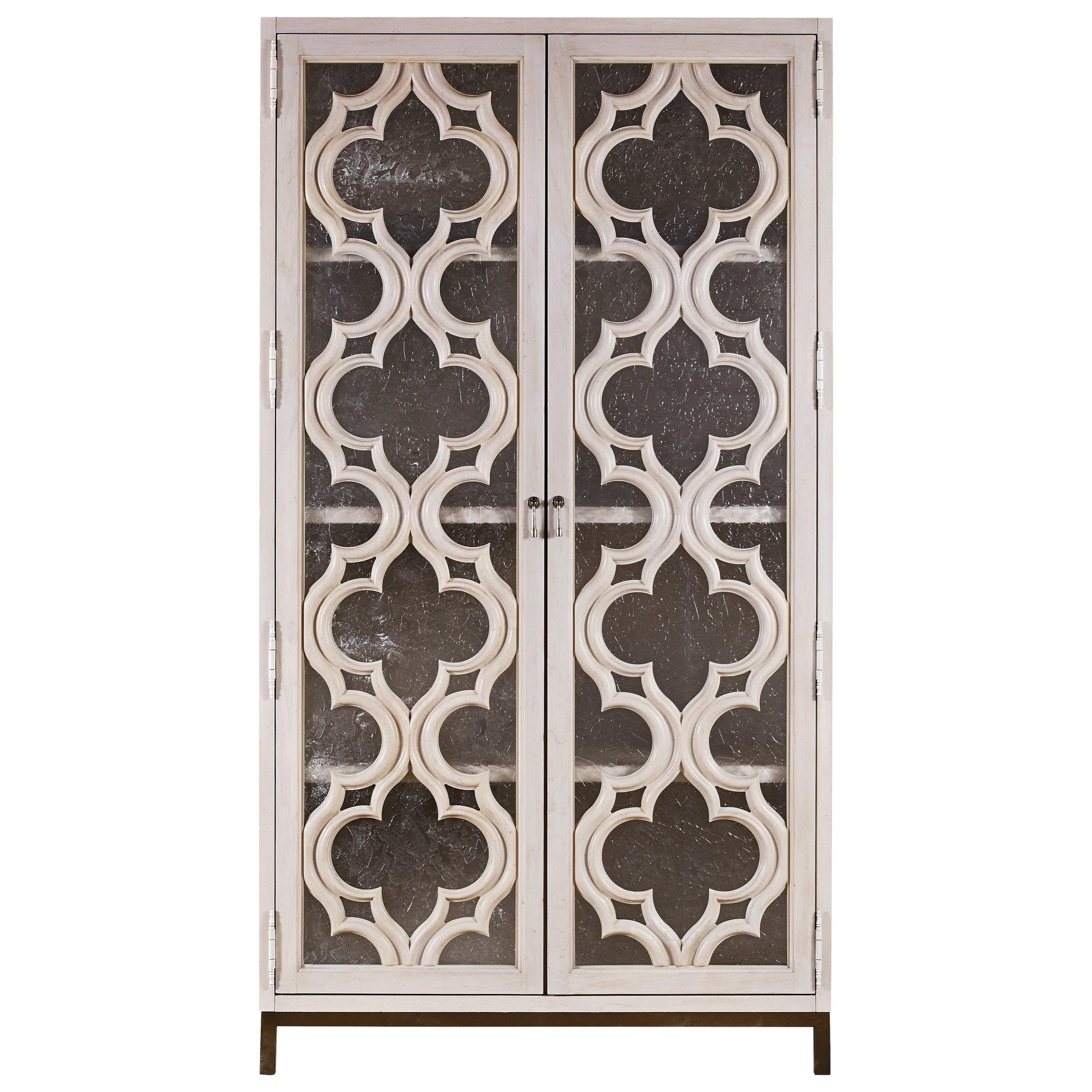 Morris Home Furnishings Élan Elance Storage Cabinet - Item Number: 637675
