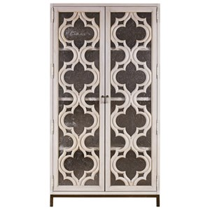 Morris Home Furnishings Élan Elance Storage Cabinet