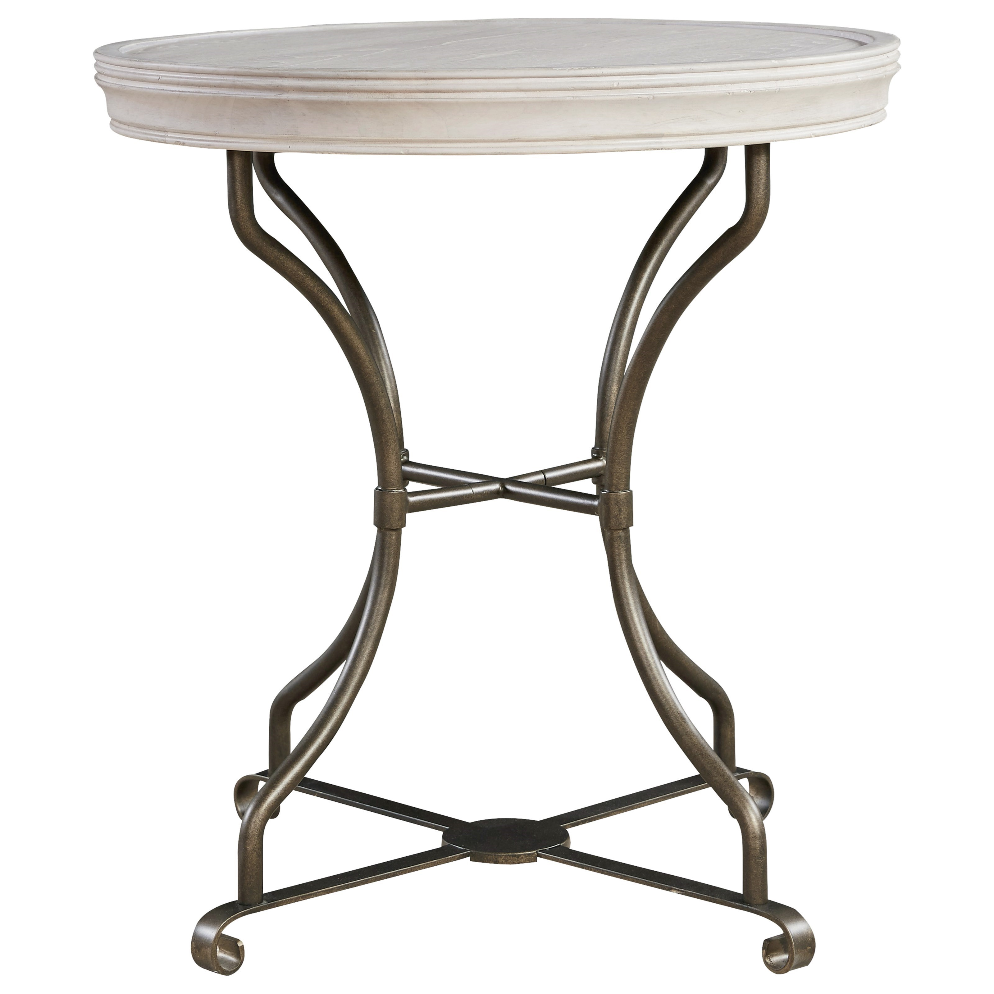 Universal Élan Round End Table - Item Number: 637802