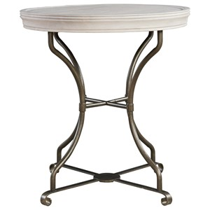 Universal Élan Round End Table