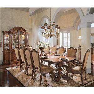 Universal Villa Cortina 9Pc Dining Room