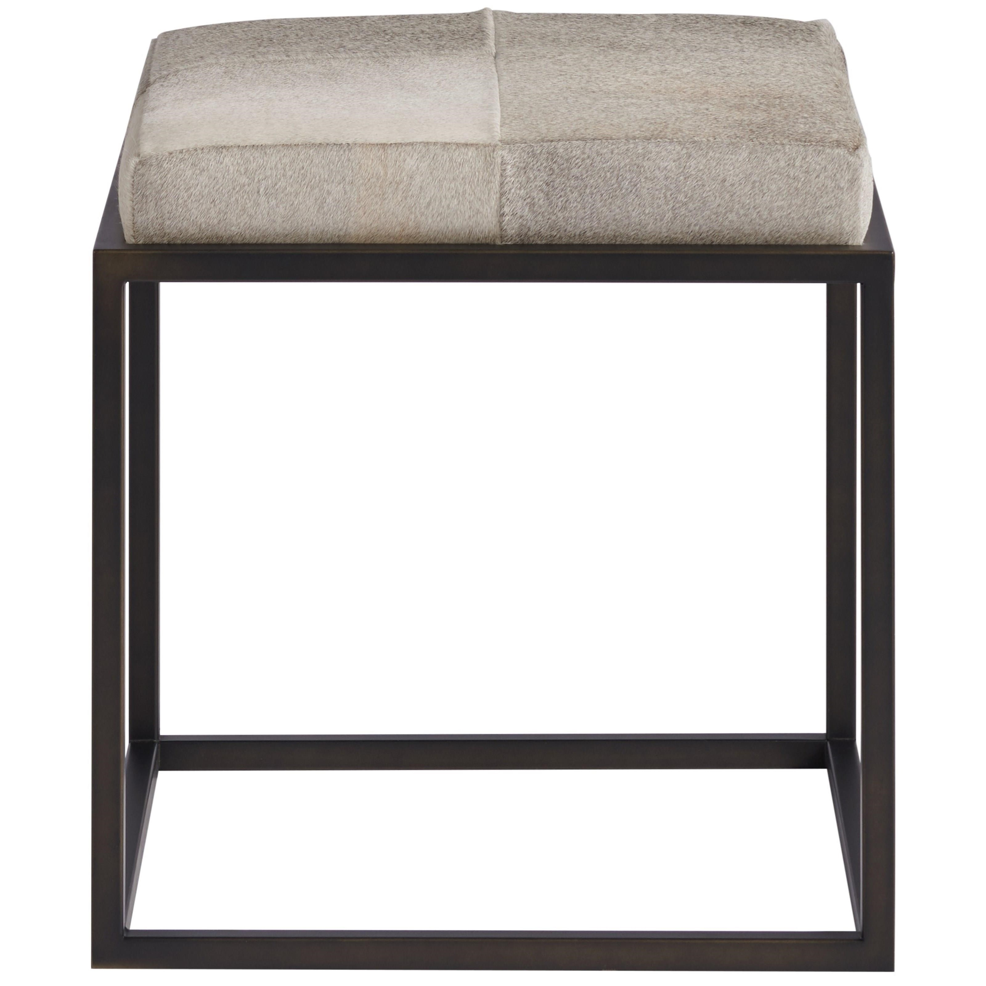 Accents Safari Ottoman by Universal at Zak's Home
