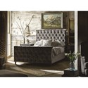 Universal Authenticity Queen Bedroom Group - Item Number: 572 Q Bedroom Group 4