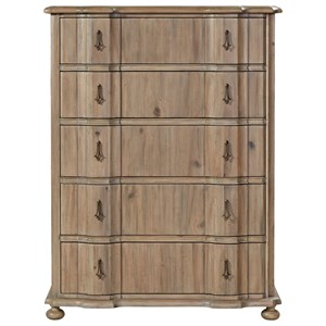 Universal Authenticity Drawer Chest