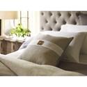 Universal Authenticity Queen Franklin Street Bed in Belgian Linen