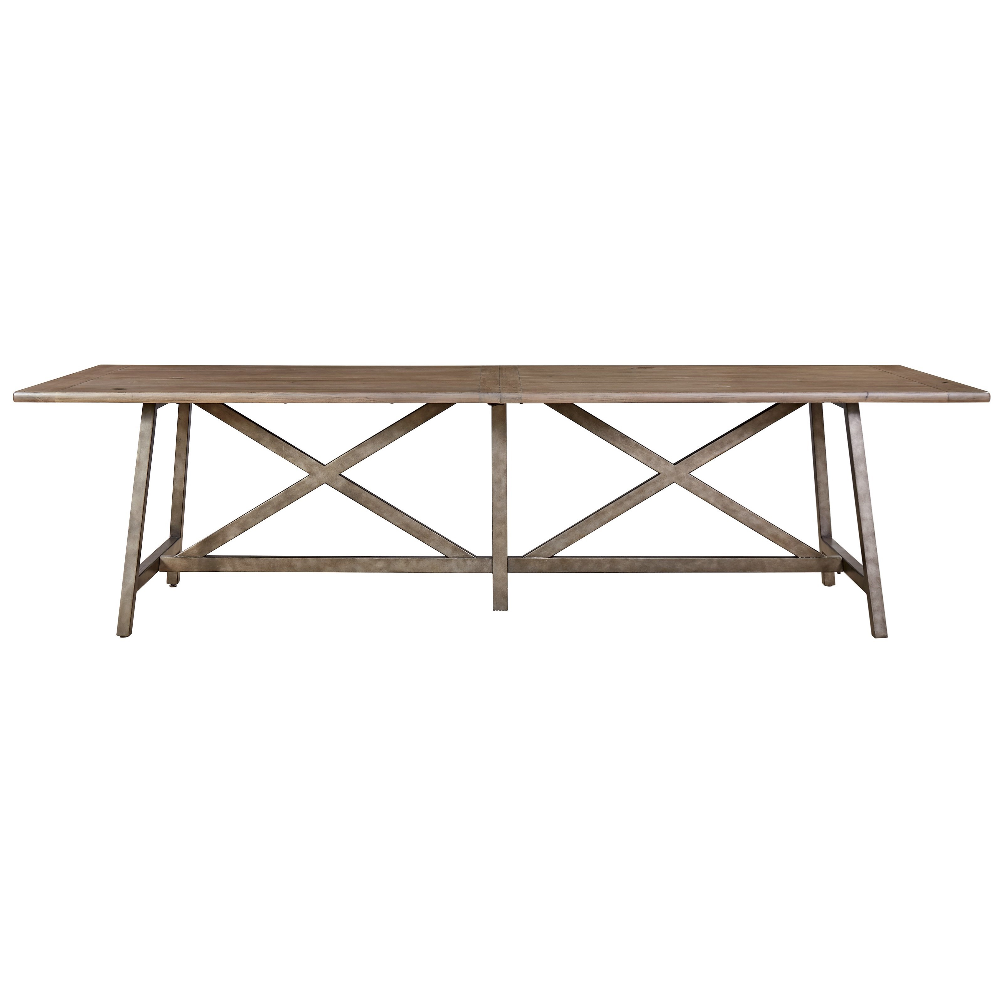 Universal Authenticity Reunion Dining Table - Item Number: 572656