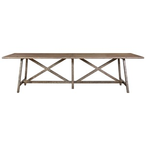 Universal Authenticity Reunion Dining Table