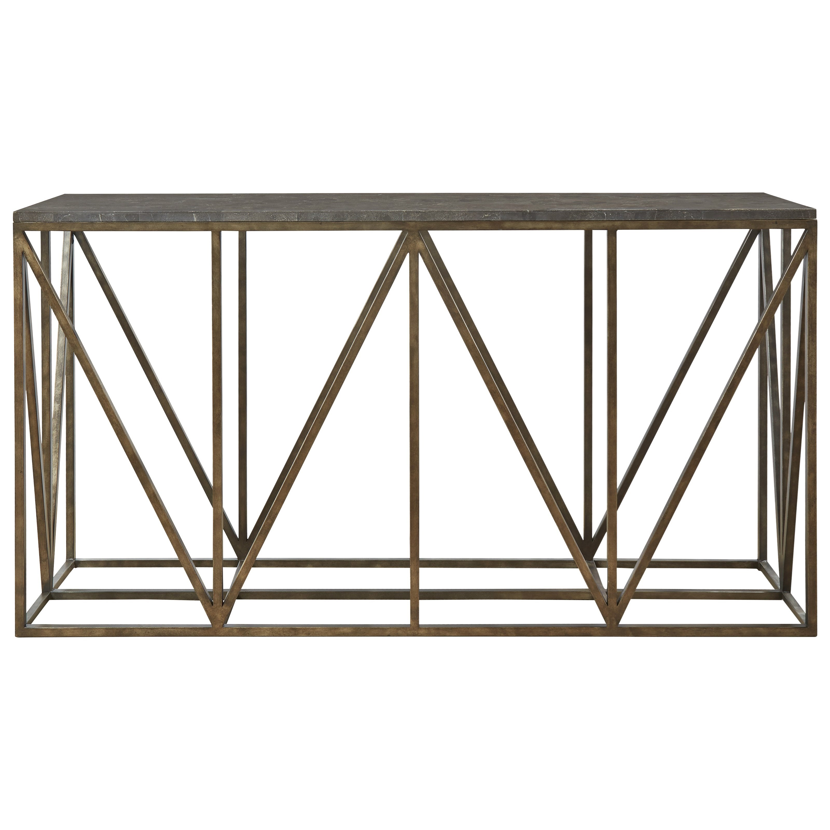 Universal Authenticity Truss Console Table - Item Number: 572803