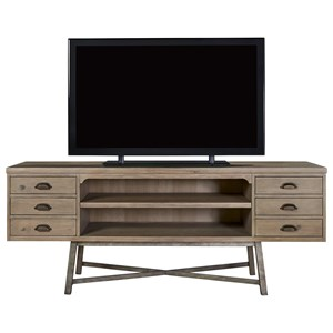 Great Rooms Authenticity Entertainment Console