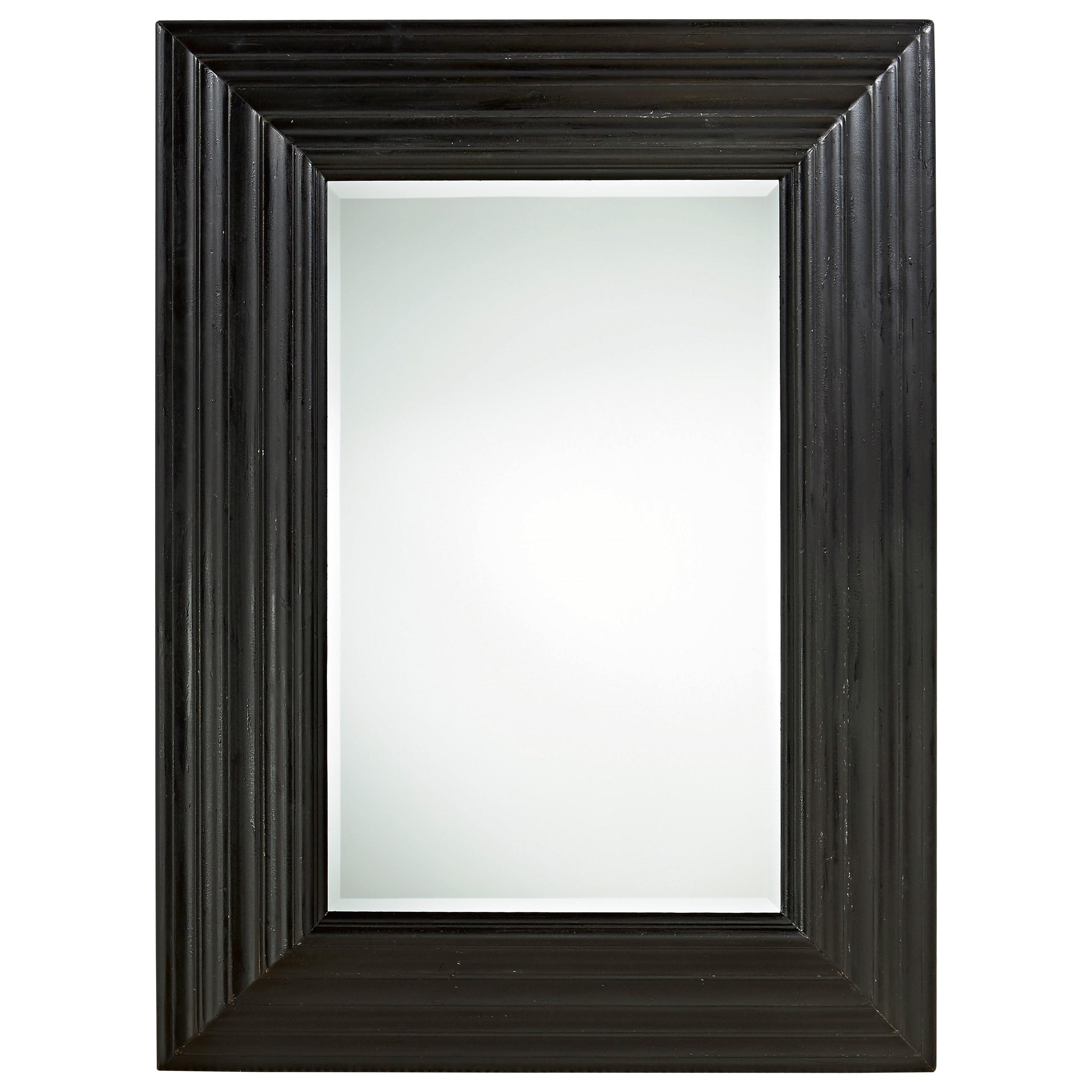 Morris Home Furnishings Gramercy Gramercy Park Portrait Mirror - Item Number: 572A04M