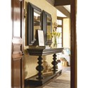 Morris Home Furnishings Gramercy Park Portrait Mirror with Beveled Frame