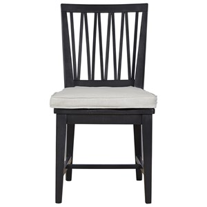Universal Authenticity Side Chair
