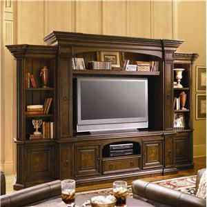 Great Rooms Bolero  Home Entertainment Wall