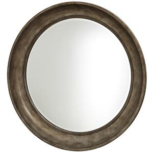Morris Home Furnishings California - Hollywood Hills Round Mirror