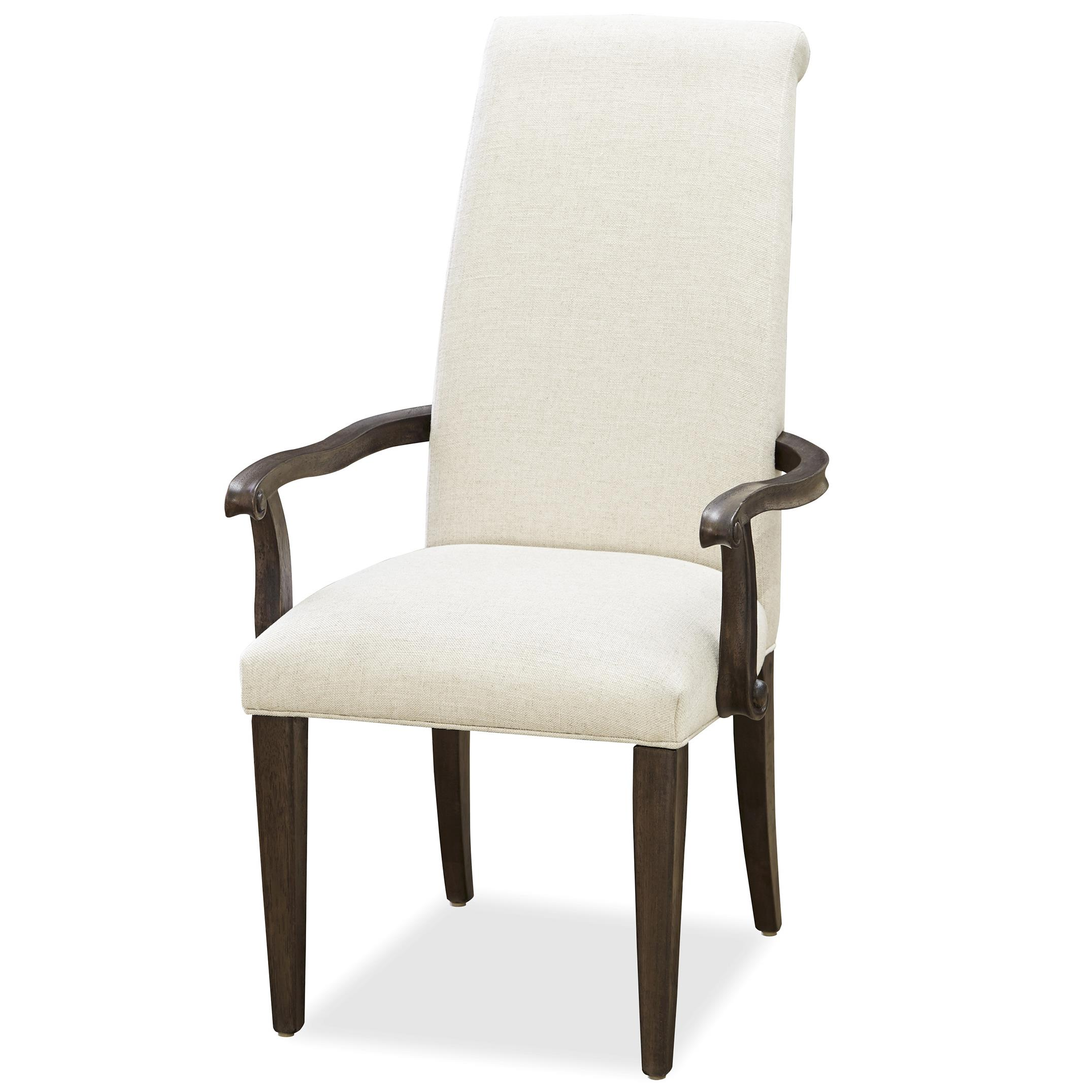 Universal California - Hollywood Hills Arm Chair - Item Number: 475639-RTA