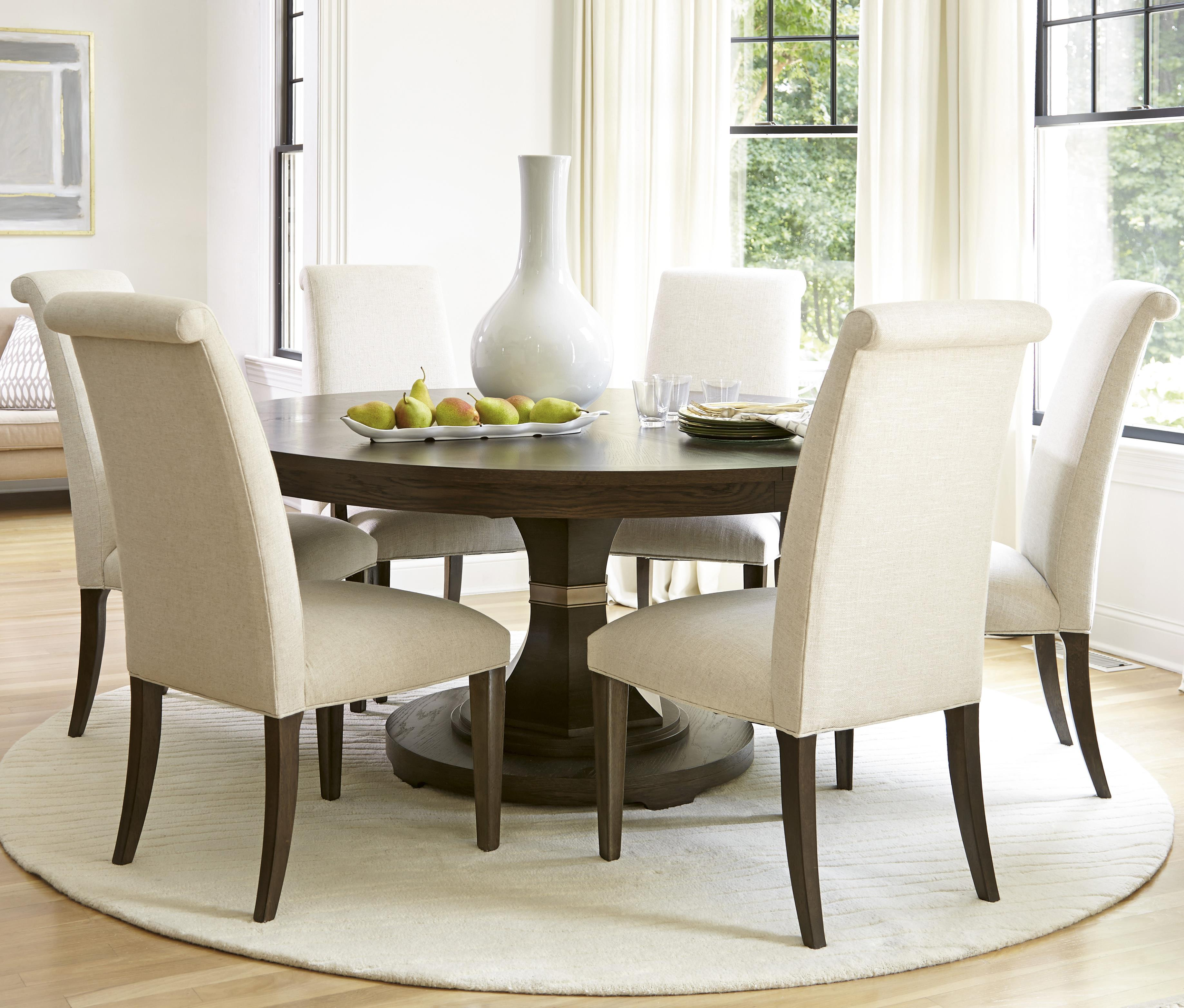 Universal California - Hollywood Hills 7 Piece Dining Set - Item Number: 475657+6x638-RTA
