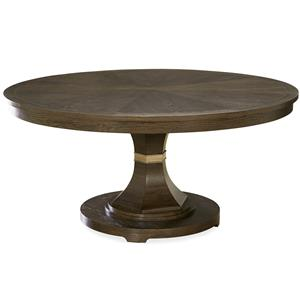 Morris Home Furnishings California - Hollywood Hills Round Dining Table