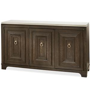 Morris Home Furnishings California - Hollywood Hills Credenza
