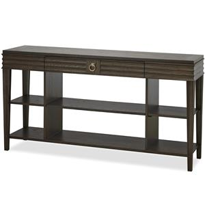 Morris Home Furnishings California - Hollywood Hills Console Table