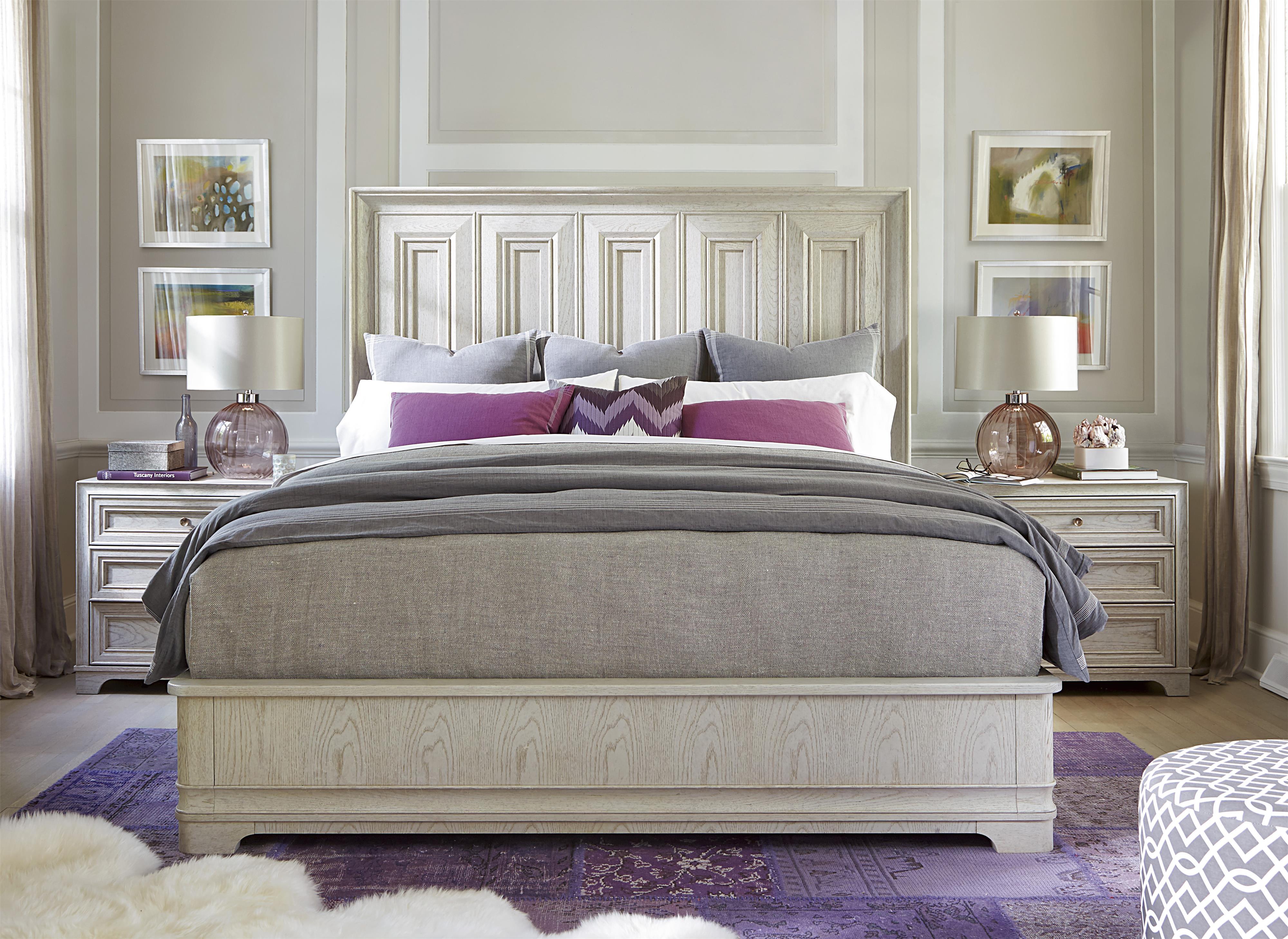 Universal California - Malibu King Bedroom Group - Item Number: 476 K Bedroom Group 3