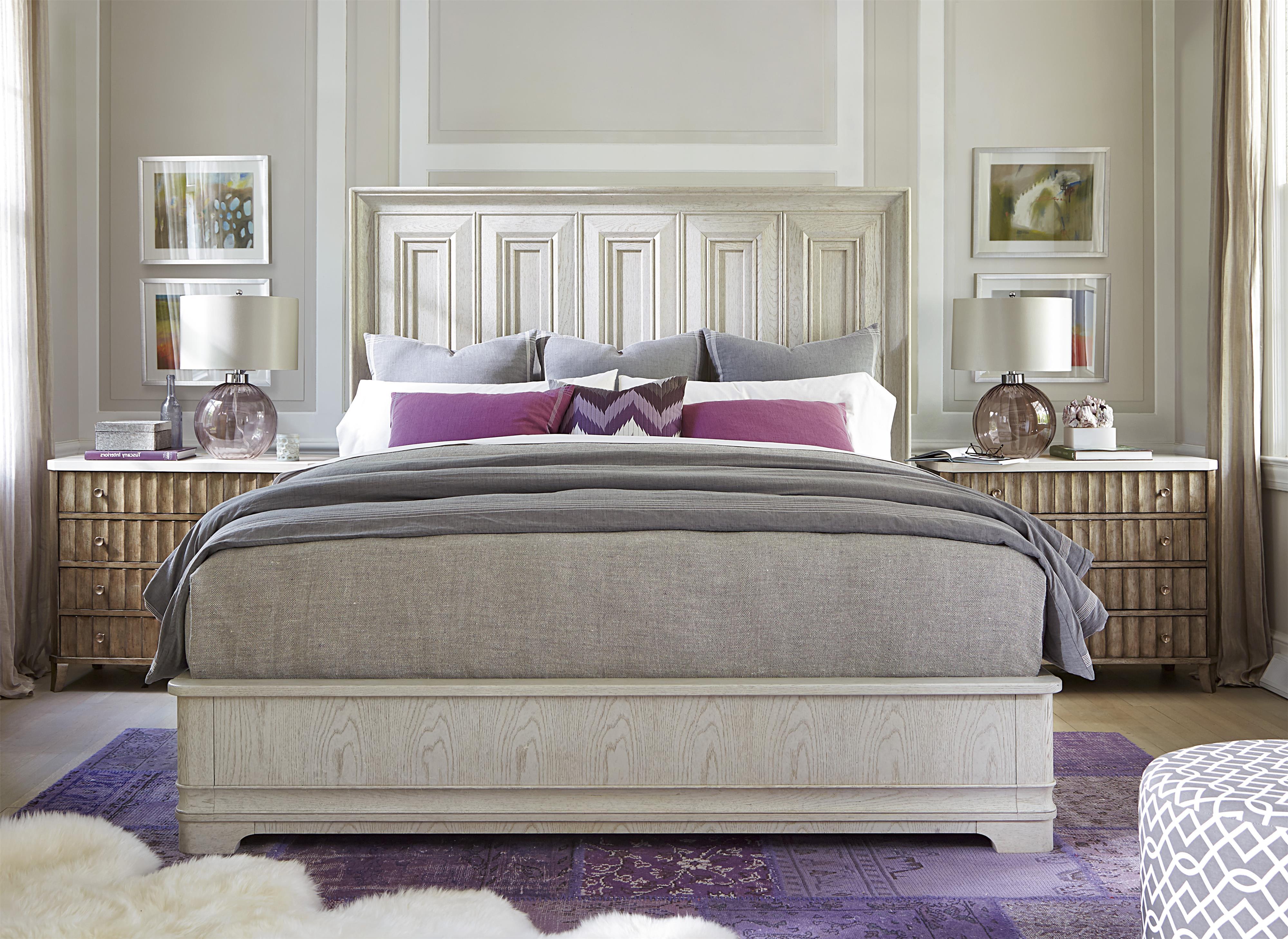 Universal California - Malibu King Bedroom Group - Item Number: 476 K Bedroom Group 4