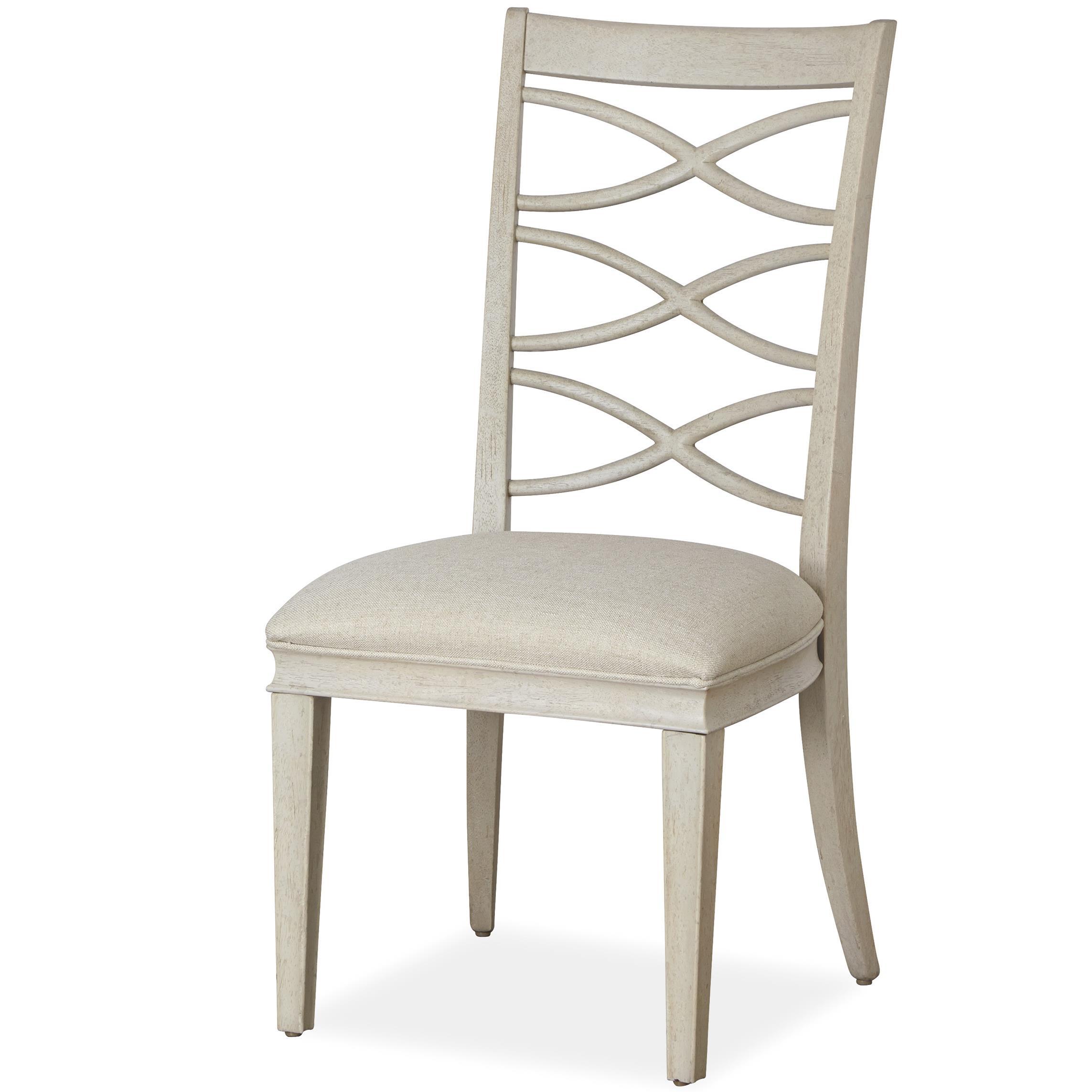 Universal California - Malibu X-Back Side Chair - Item Number: 476634-RTA