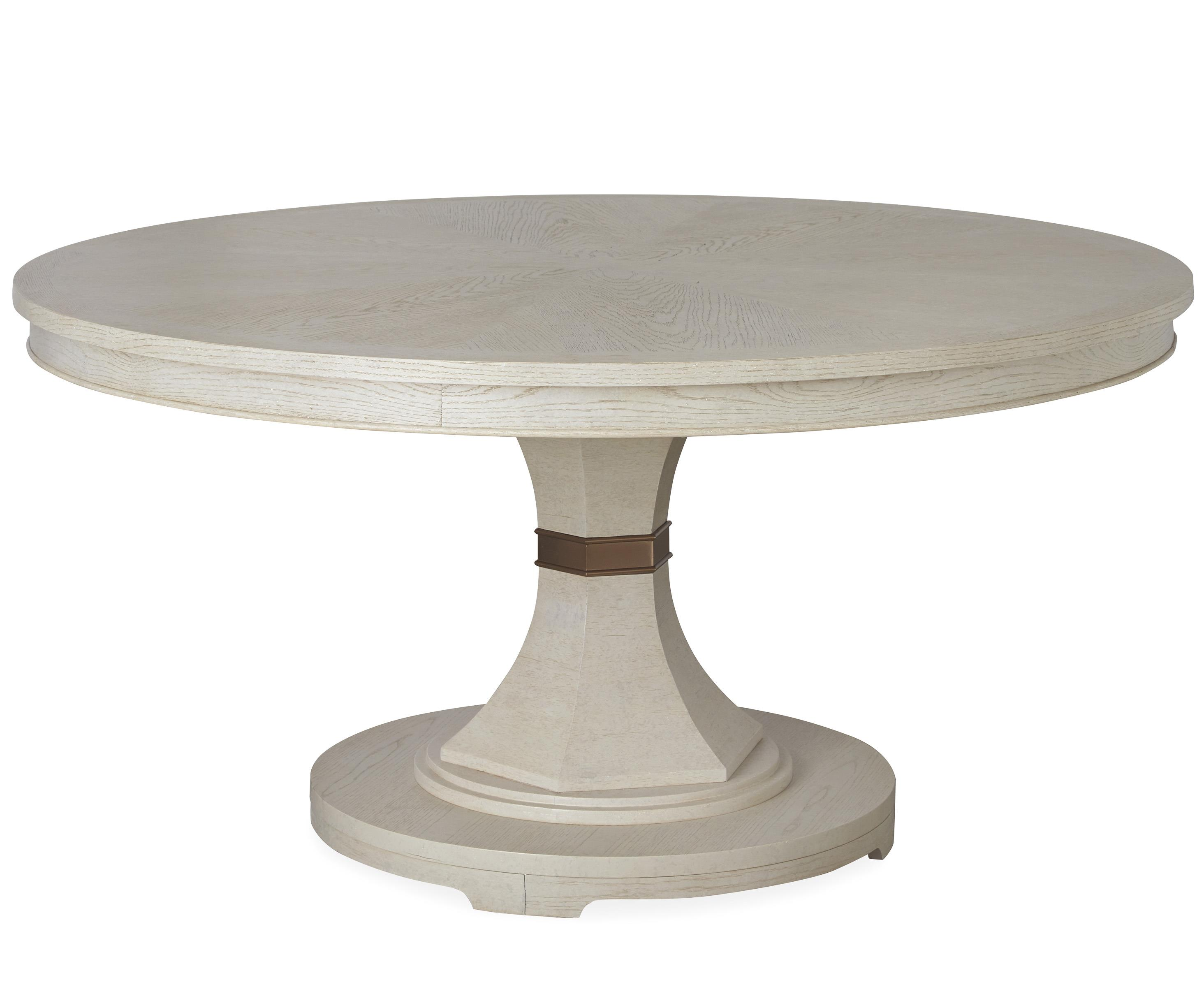 Universal California - Malibu Round Dining Table - Item Number: 476657
