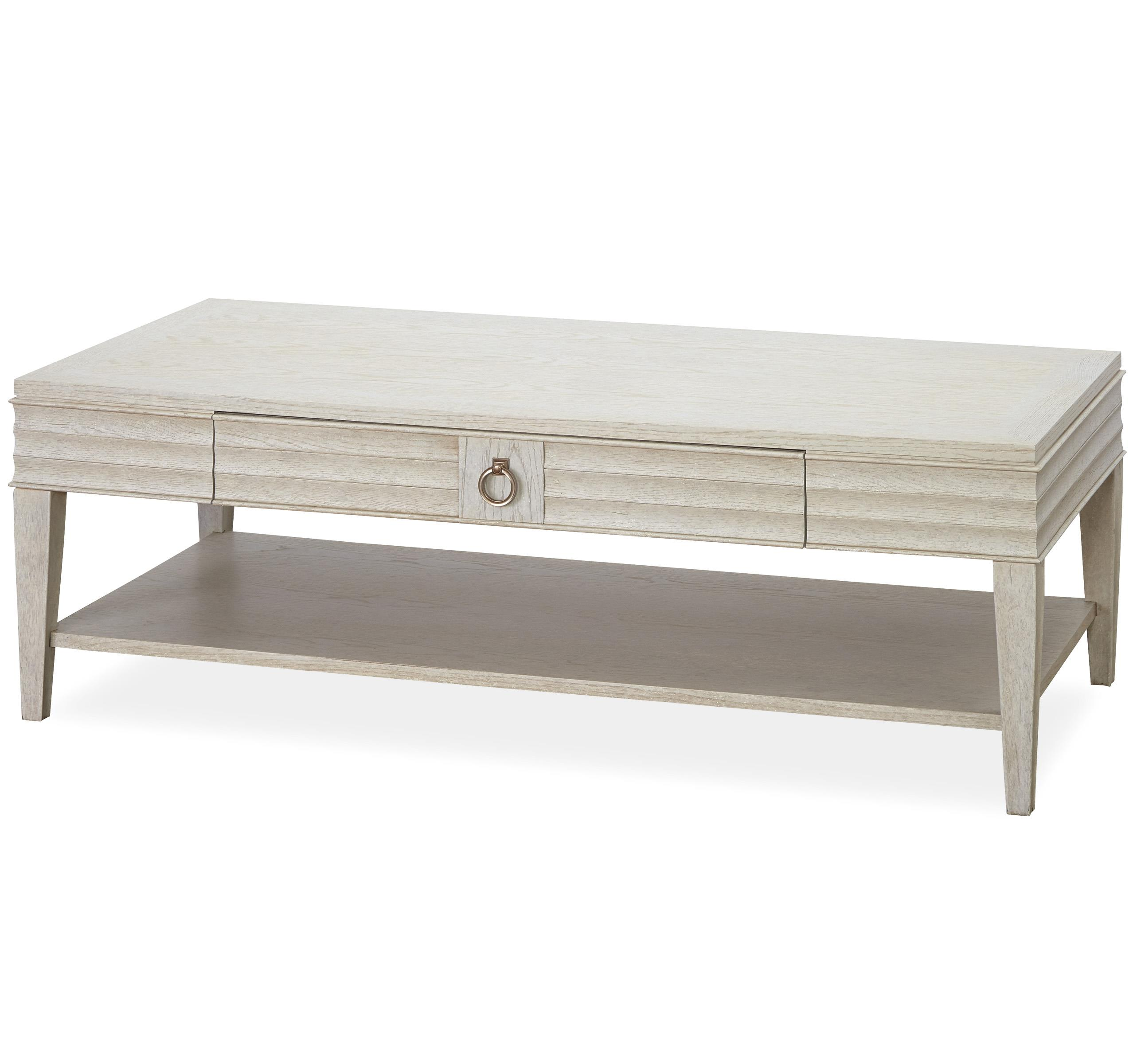 Universal California - Malibu Rectangular Cocktail Table - Item Number: 476801