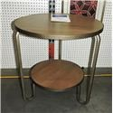 Universal Clearance Round End Table - Item Number: 414939072