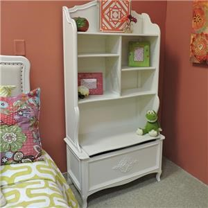Universal Clearance Open Bookcase