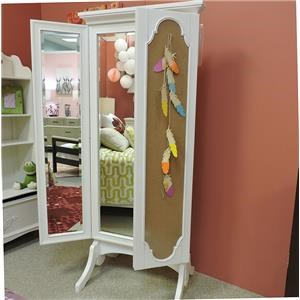 Universal Clearance Standing Dressing Mirror