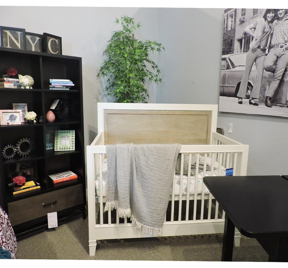 Clearance Convertible Crib by Universal at Belfort Furniture