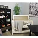 Universal Clearance Convertible Crib - Item Number: 532131047