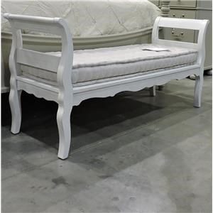 Universal Clearance Accent Bed Bench