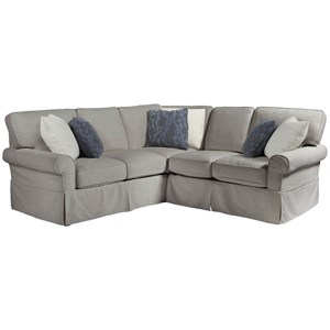 Ventura Left Arm Loveseat Sectional