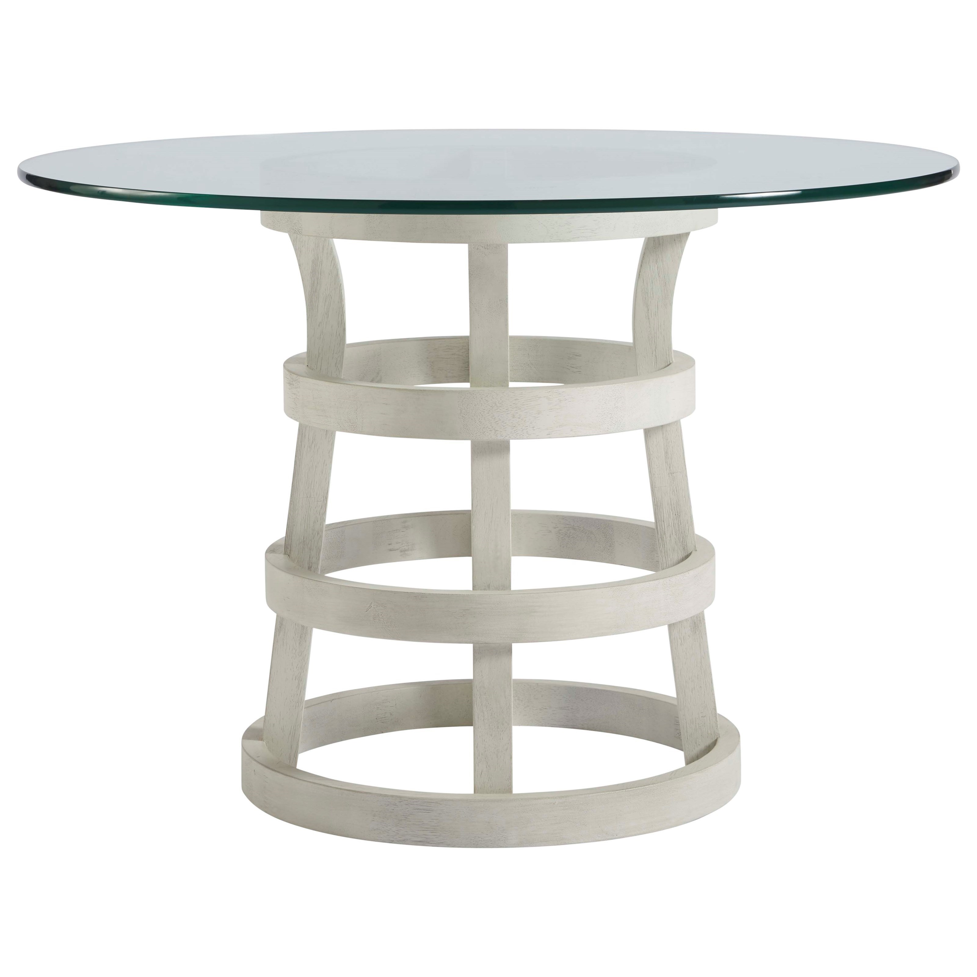 """Coastal Living Home - Escape 44"""" Dining Table by Universal at Baer's Furniture"""