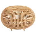 Universal Coastal Living Home - Escape Small Rattan Scatter Table - Item Number: 833811