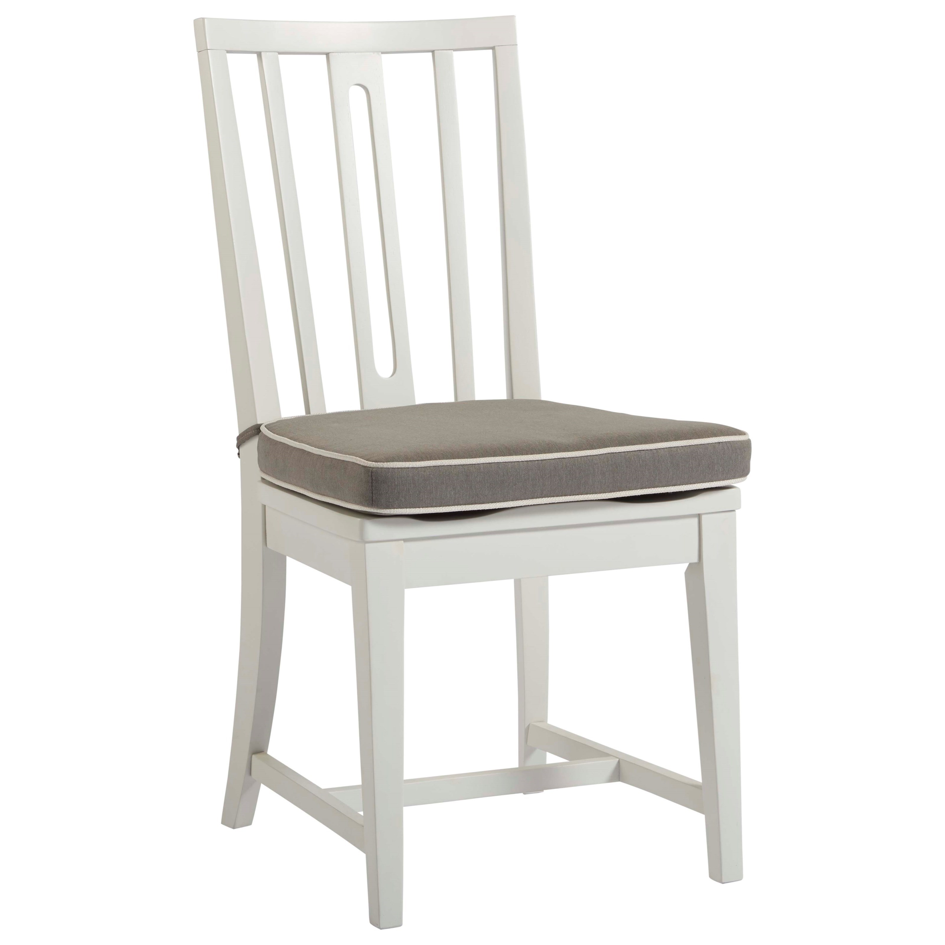 Coastal Living Home - Escape Kitchen Chair by Universal at Baer's Furniture
