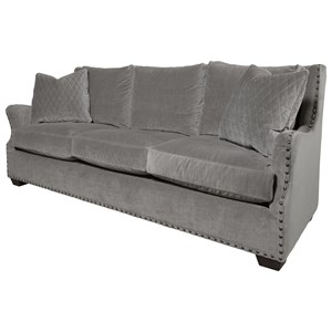 Morris Home Furnishings Connor Stationary Sofa