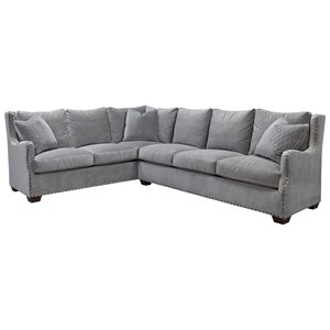 Wittman & Co. Connor Sectional Sofa