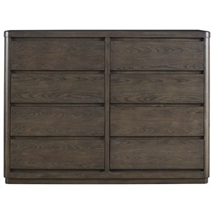 Morris Home Furnishings Curated Roxbury Drawer Dresser